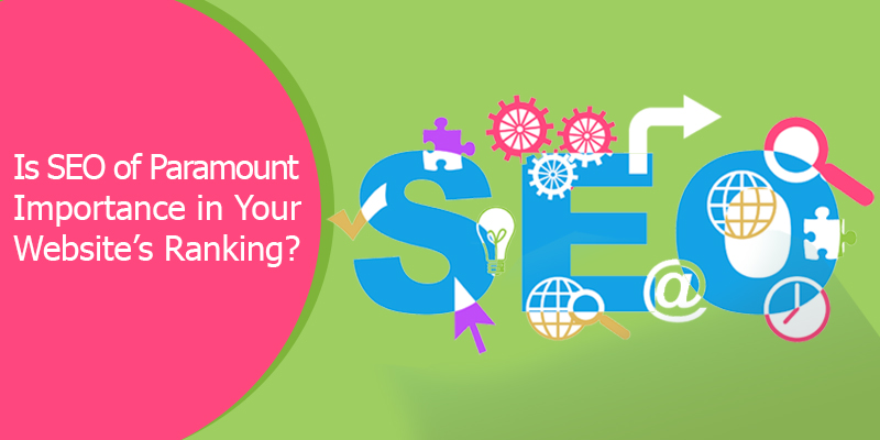 Is SEO of Paramount Importance in Your Website's Ranking?