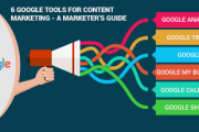 6 Google Tools for Content Marketing – A Marketer's Guide