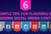 6 Simple Tips for Planning & Designing Social Media Content